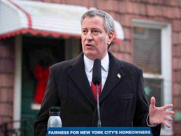 Se mantiene el crédito de la Junta de Agua, se procederá con 664,000 propietarios de Nueva York 20 de diciembre de 2017