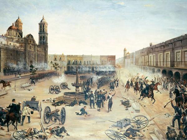 La tercera batalla en Puebla