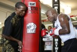 Floyd Mayweather Sr. Tells Manny Pacquiao to Ditch Bob Arum for Fight with Floyd Jr.