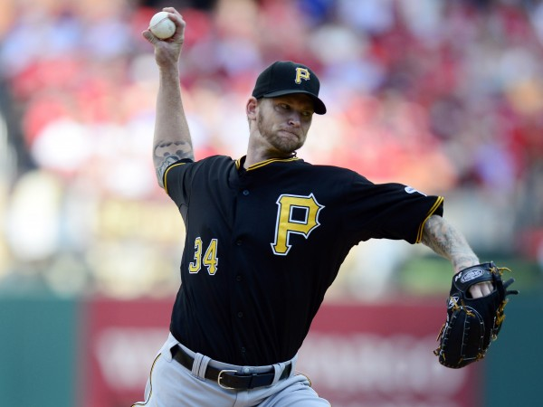 A.J. Burnett Could be on the Move