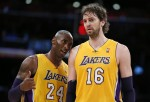Kobe Wants Pau Gasol to Stay a Laker