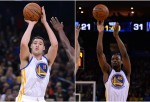 Klay Thompson, Harrison Barnes