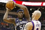 Zach Randolph Heading to Phoenix?