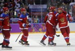 Russian National Team (hockey)