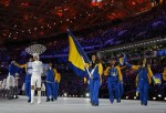 Ppening ceremony of the 2014 Sochi Winter Olympic Games