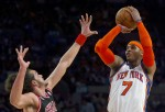 Bulls Courting Carmelo Anthony?