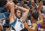 L.A. Lakers May Look to Land Kevin Love by Trading Their NBA Draft Pick