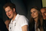 Cressida and Prince Harry
