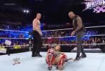 Kane, Daniel Bryan, & Batista