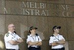 Melbourne Magistrates Court in Australia