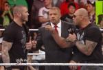 Randy Orton, Triple H, Batista