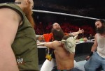 The Wyatts Handle John Cena