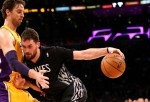Lakers, Timberwolves Battle for Kevin Love