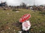 Tornado Sweeps Through Texas