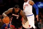 Carmelo Anthony & LeBron James