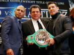 Cotto, Martinez Expected to be Wild Fight