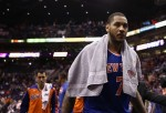 Could Carmelo Anthony Seek NBA Title Elsewhere?
