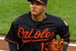 Orioles infielder Manny Machado