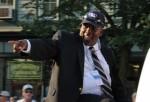 Tony Gwynn at the 2011 Baseball Hall of Fame induction parade.
