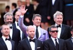 'The Expendables 3' Premiere - The 67th Annual Cannes Film Festival