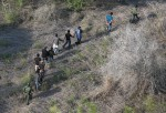 Aerial Views Of The U.S.-Mexico Border On The Rio Grande