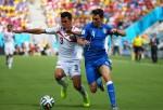 Italy vs. Costa Rica