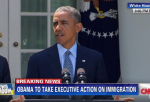 President Obama addresses the nation about problems with stalled immigration reform.
