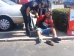 Would-be kidnapper and carjacker caught on tape in San Diego