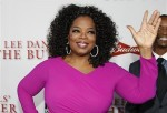 Actress Oprah Winfrey