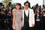 Johnny Depp; Penelope Cruz 'Pirates of the Caribbean'