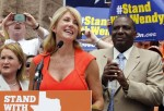 Democratic State Senator Wendy Davis