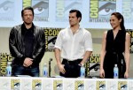 Gal Gadot; Henry Cavill; Ben Affleck - Batman V Superman: Dawn of Justice