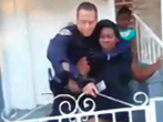 NYPD accused of putting a pregnant woman in a chokehold over the weekend.