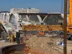 New Seventh Street Bridge Construction