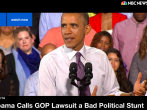 President Obama tells GOP to
