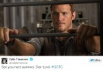 A Look at Chris Pratt In 'Jurassic World'