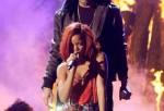 Drake; Rihanna