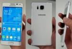 Alleged Samsung Galaxy Alpha