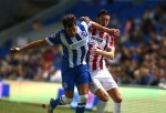 Brighton & Hove Albion v Cheltenham Town - Capital One Cup First Round