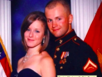 An arrest has been made in the case of missing Marine wife Erin Corwin