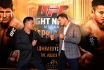 Cung Le, Michael Bisping