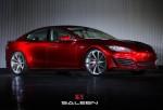 Saleen Supes Up the Tesla Model S