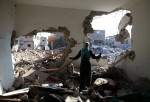 Scale Of Devastation Is Seen In Gaza As Tense Five Day Ceasefire