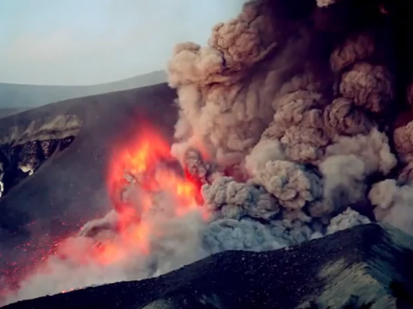 BBC Special on Icelandic Volcanoes