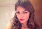 Miss El Salvador Alba Delgado