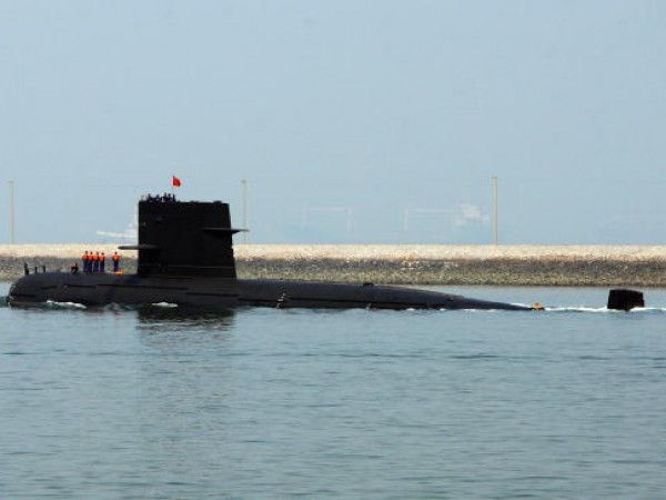 China Reportedly Creating 'Supersonic' Submarines