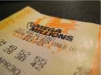 Mega Million Lottery Ticket