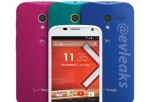 Moto X on Verizon