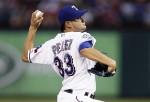 Martin Perez, Texas Rangers